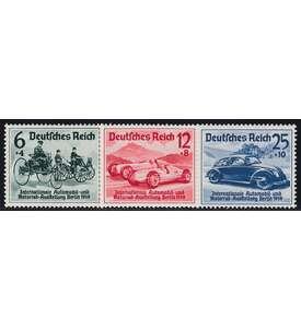 Deutsches Reich postfrisch mit Nr. 686-688