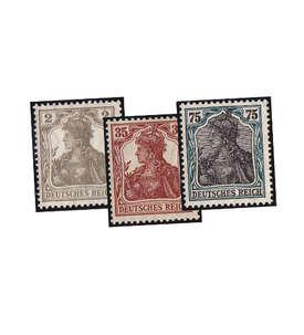 Deutsches Reich Nr. 102-104, 102x postfrisch