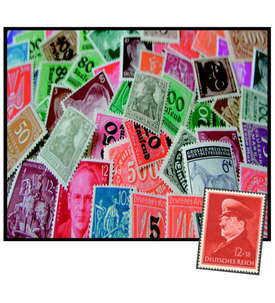 Deutsches Reich postfrisch mit Nr. 772 Briefmarke