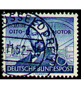 BRD Bund Sondermarken mit Nr. 150 gestempelt Briefmarke