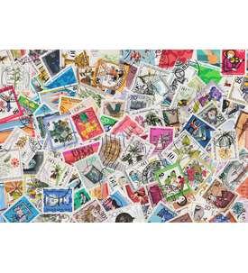 Berlin 45 verschiedene Zuschlagssätze gestempelt Briefmarke