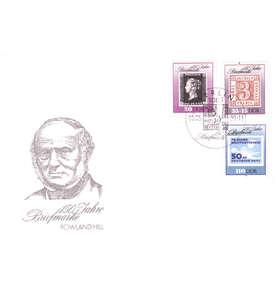 DDR Sondermarken mit Nr. 3329-3331 auf FDC Briefmarke