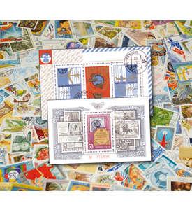 Sowjetunion Sammlung mit Block 97+98 gestempelt Briefmarke