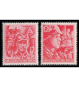 Deutsches Reich Nr. 909-910 postfrisch