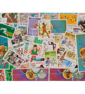 200 Laufen Briefmarke