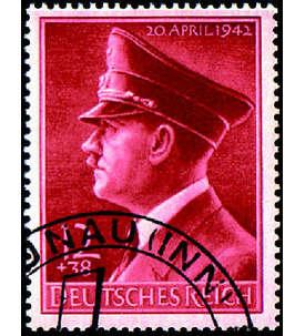 Deutsches Reich mit Nr. 813 o Briefmarke