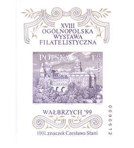 Osteuropa Kollektion mit Polen Block 136B postfr. Briefmarke