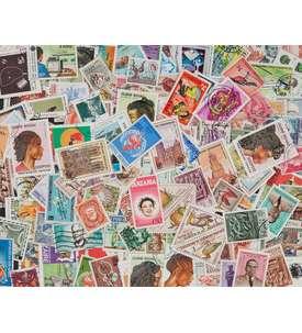 200 Afrika Briefmarke