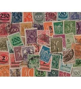 300 DR 1872-1932 Briefmarke