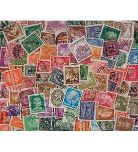500 DR 1872-1945 mit Gebieten Briefmarke