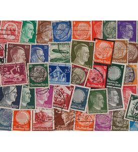 50 3. Reich ohne Gebiete Briefmarke
