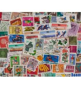 200 BRD Briefmarke