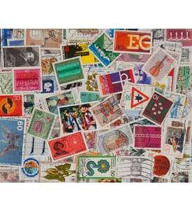 100 BRD Sondermarken Briefmarke