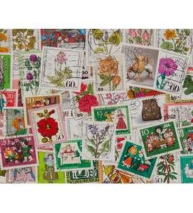 50 BRD/Berlin Zuschlagsmarken Briefmarke