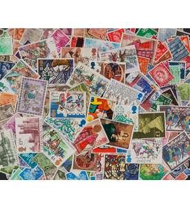 1000 Großbritannien Briefmarke