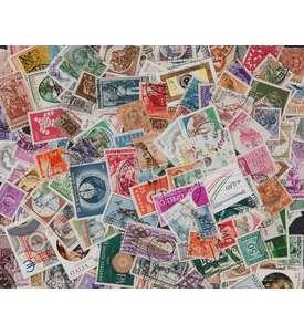 500 Italien Briefmarke