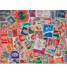200 Norwegen Briefmarke