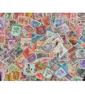 200 Österreich Briefmarke