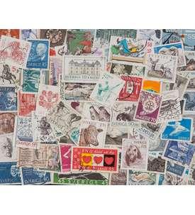 300 Schweden Sondermarken Briefmarke