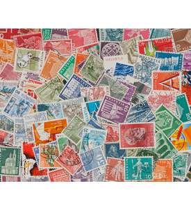 400 Schweiz Briefmarke