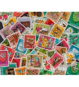 250 Schweiz Pro Juventute Briefmarke