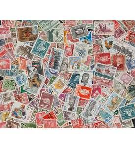 300 Skandinavien Briefmarke