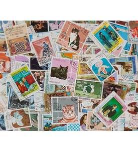 700 Laos Briefmarke