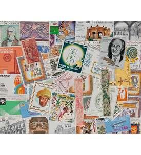500 Mexiko Briefmarke