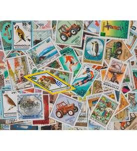 800 Mongolei Briefmarke