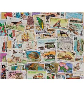 100 Philippinen Briefmarke