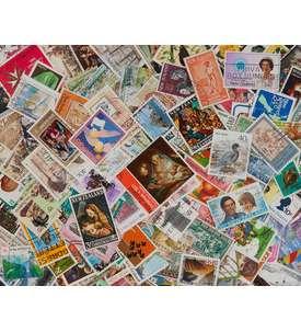 300 Neuseeland Briefmarke