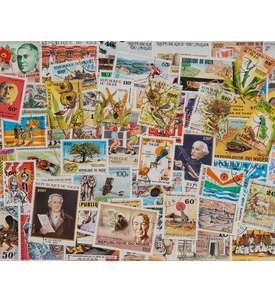 100 Niger Briefmarke