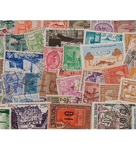 500 Tunesien Briefmarke