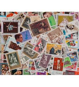 300 Musik Briefmarke
