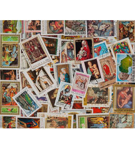 100 Religion Briefmarke