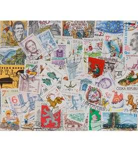 300 Tschechische Republik Briefmarke