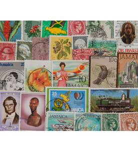 200 Jamaica Briefmarke