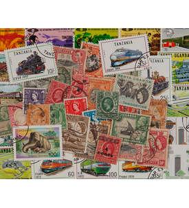 800 Kenya-Uganda-Tanganjika Briefmarke