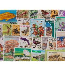 300 Malawi Briefmarke