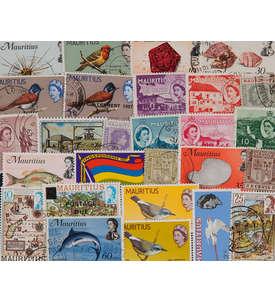 100 Mauritius Briefmarke