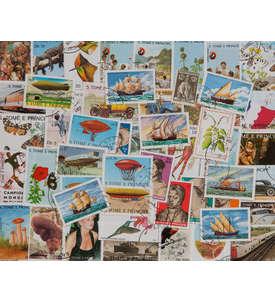 100 St. Thomas und Prinzeninseln Briefmarke
