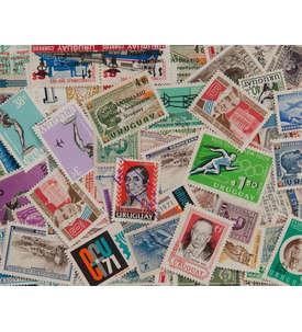 500 Uruguay Briefmarke