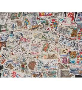 1000 Tschechoslowakei Briefmarke