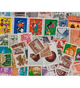 100 China Briefmarke
