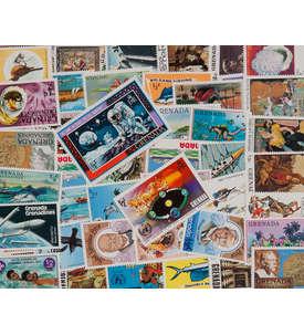 50 Grenada Briefmarke