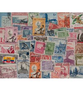 50 Kolumbien Briefmarke
