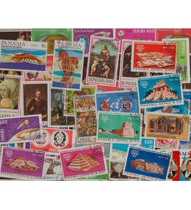 300 Panama Briefmarke