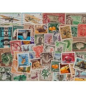 250 Rhodesien gesamt Briefmarke