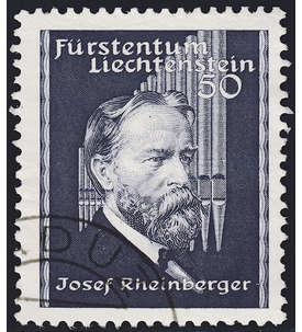 Liechtenstein Partie gestempelt mit Nr. 170 Briefmarke
