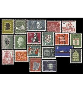 BRD Bund Postfrische ** Altwerte mit Nr. 171-172 Briefmarke